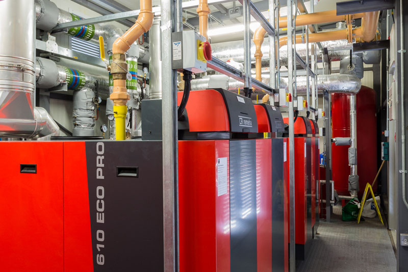 Replacement Plant Room