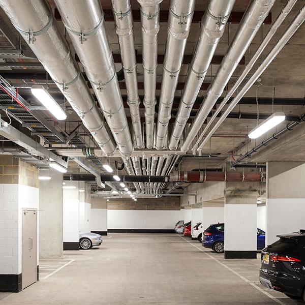 Riverside Studios car park