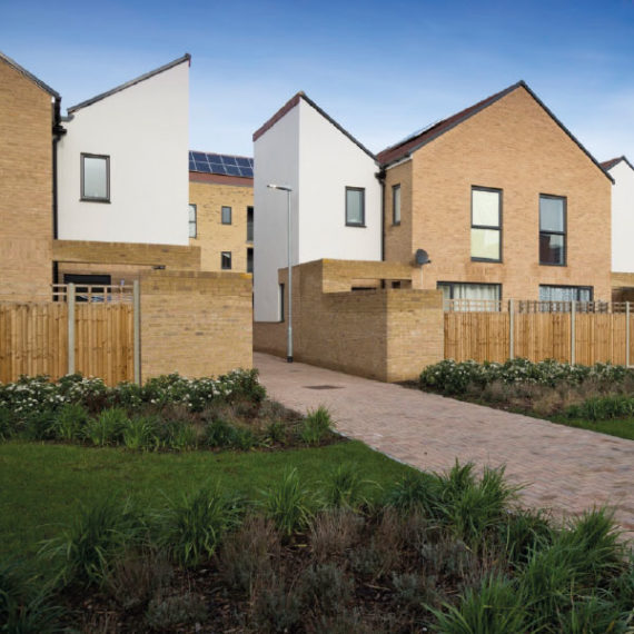 Lymington Mews homes