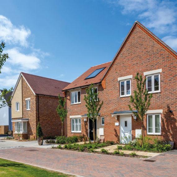 Aylesham Village, Kent