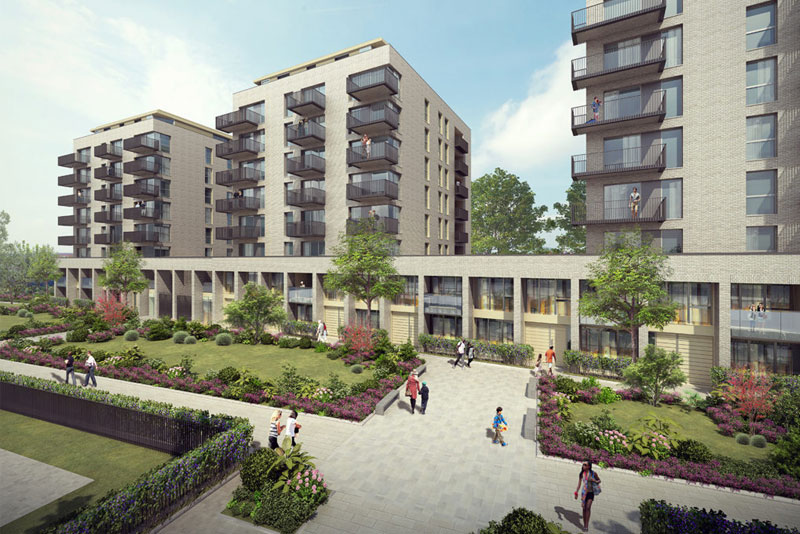 South Grove Project Walthamstow London